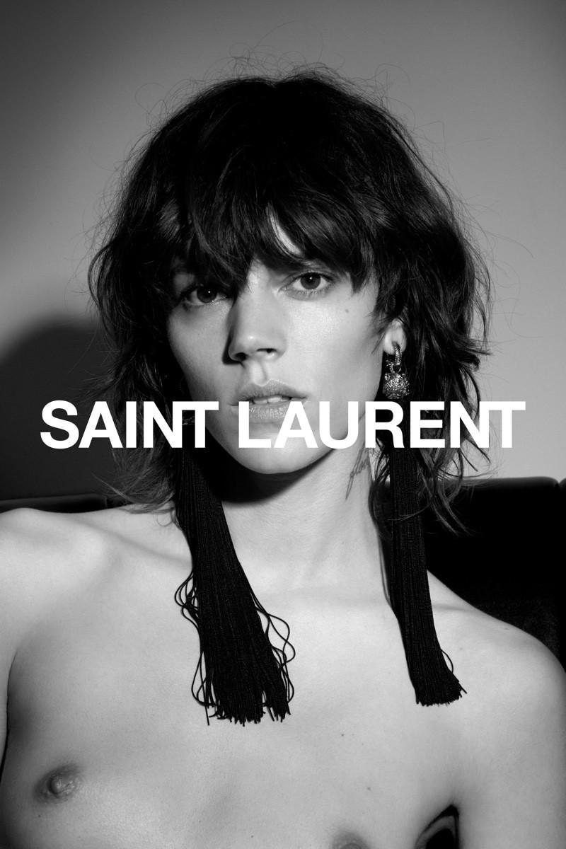 Foto de Saint Laurent campaña Primavera-Verano 2017 (2/7)