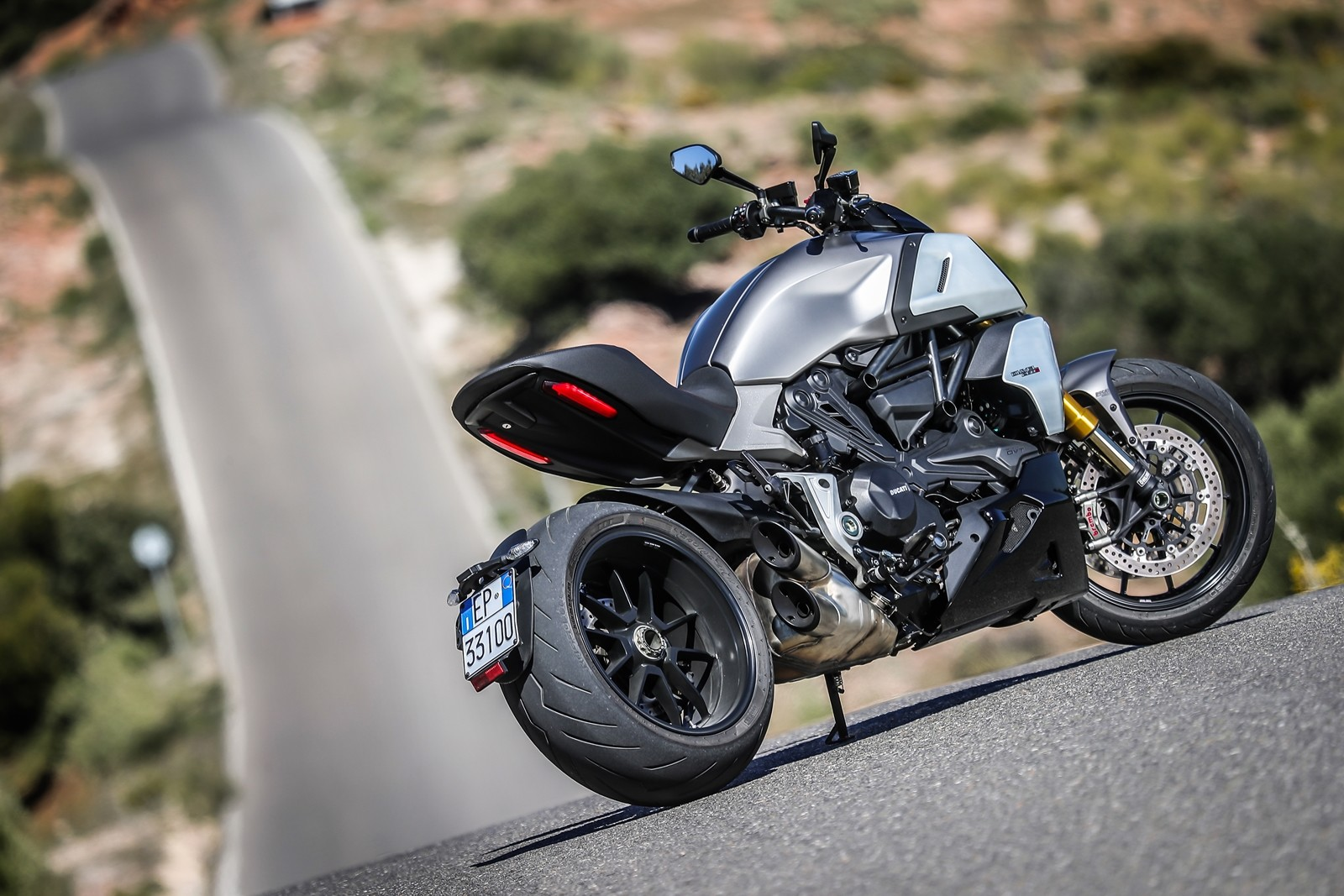 Foto de Ducati Diavel 1260 S 2019, prueba (29/59)