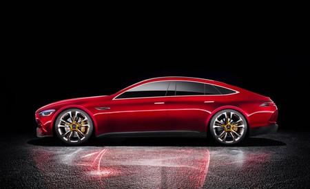 Mercedes AMG GT Sedan Concept