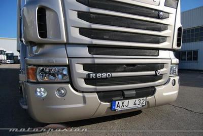 Scania R 620 Topline, miniprueba (parte 2)