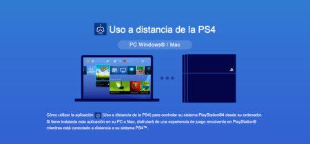 Juega a PlayStation 4 desde tu Mac