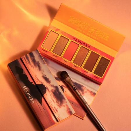 La Paleta Sunset In Ibiza De Sephora Collection