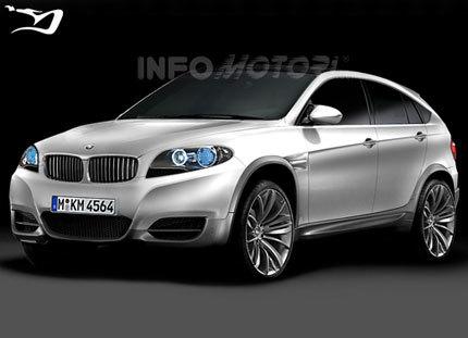 Recreaciones realistas del BMW X6