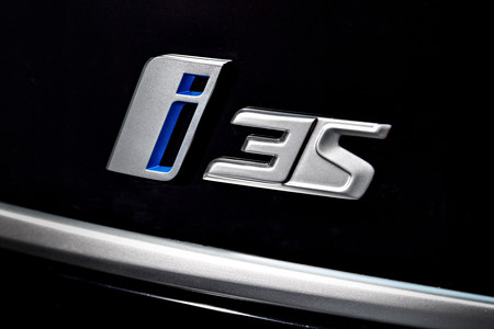 BMW i3s molura