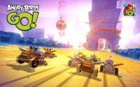 Angry Birds Go, análisis
