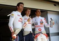 Sebastian Vettel vuelve al redil. Pole en el Gran Premio de Europa