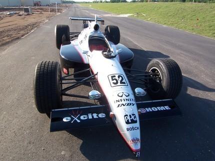 Un Indy Car de calle a la venta en eBay