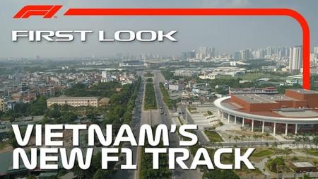 Hanoi Urbano F1 2020
