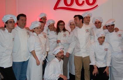 Desarrollo del Concurso Zoco de Jóvenes Cocineros