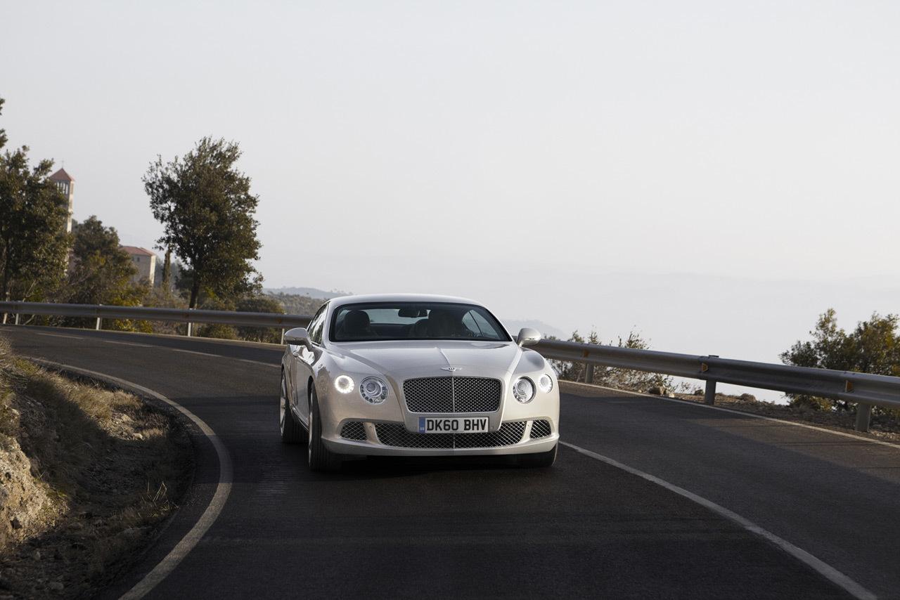Bentley Continental Gt 2011 24 67