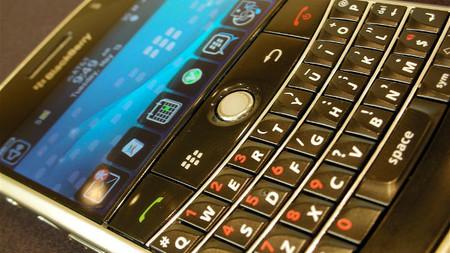 Si funciona no lo toques, el ejemplo de BlackBerry