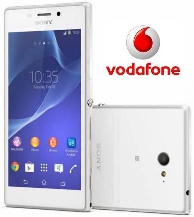 Precios Sony Xperia M2 16GB con Vodafone
