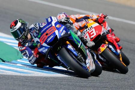 Lorenzo Marquez Jerez Motogp 2016