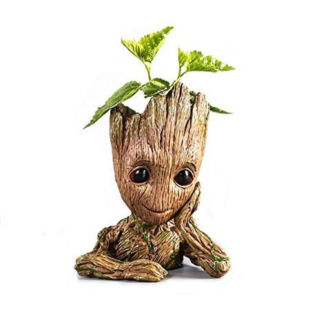 Este macetero de Groot de Guardianes de la Galaxia cuesta sólo 3,74 euros en Amazon