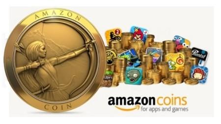 Amazon en España lanza Coins, su moneda virtual