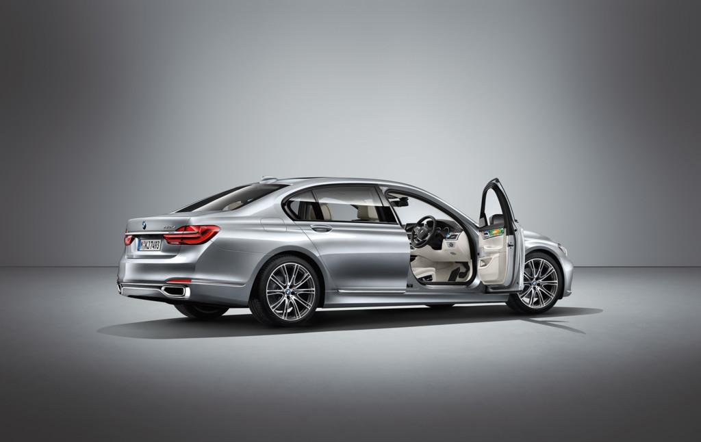 BMW Serei 7 art car