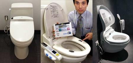 El Fascinante Mundo De Los Inodoros Electronicos Japoneses Sensores