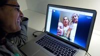 Skype cumple 10 años