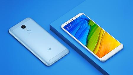 Xiaomi Mi Redmi 5 y Redmi 5 Plus: su versión internacional con banda 800 MHz llegaría en febrero