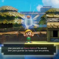 Guía de Zelda: Link's Awakening: dónde y cómo encontrar las tres botellas (frascos feéricos)