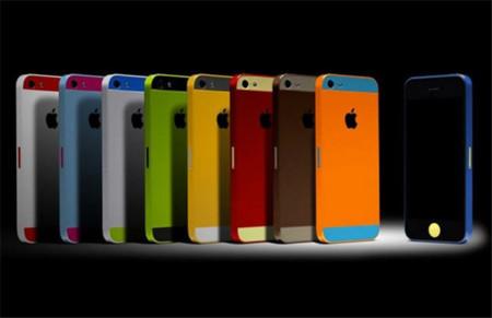 Problemas en la producción del iPhone 5S por el sensor de huella dactilar