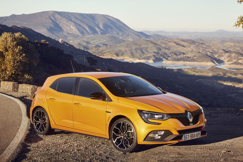 Foto de Renault Mégane R.S. 2018, toma de contacto (125/129)