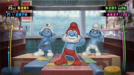 'Smurfs Dance Party'. El juego de baile de Los Pitufos podría llegar de parte de Ubisoft