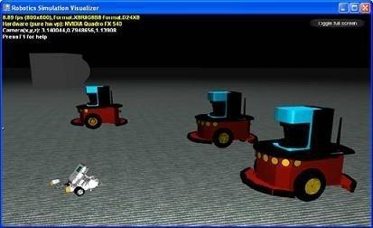 Microsoft Robotics Studio, crea tu propio robot