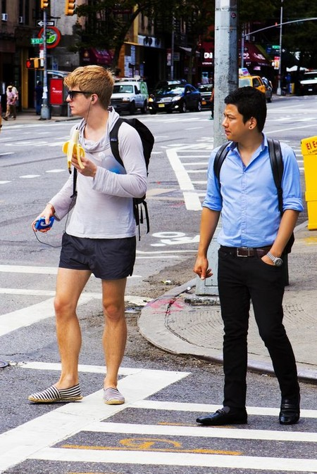 El Mejor Street Style De La Semana Shorts Alpargatas 2019 15