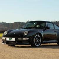 A subasta este Porsche 911 993 Turbo preparado por Ruf, con más de 500 CV, y que está casi nuevo