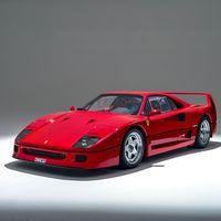 Permiso para babear: concedido. Este Ferrari F40 de 1989 es PER-FEC-TO y está a la venta