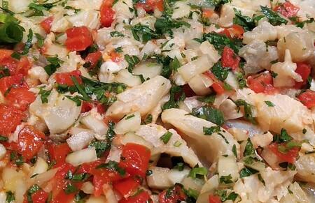 Ceviche a la Mary Pepa: receta veracruzana de cocina tradicional de México