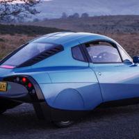 Riversimple Rasa, un prototipo biplaza de hidrógeno que pretende popularizar este combustible