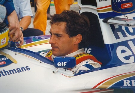 Senna Williams F1 1994