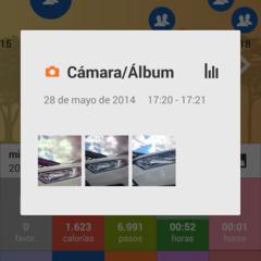 Foto 1 de 21 de la galería smartband-capturas en Xataka