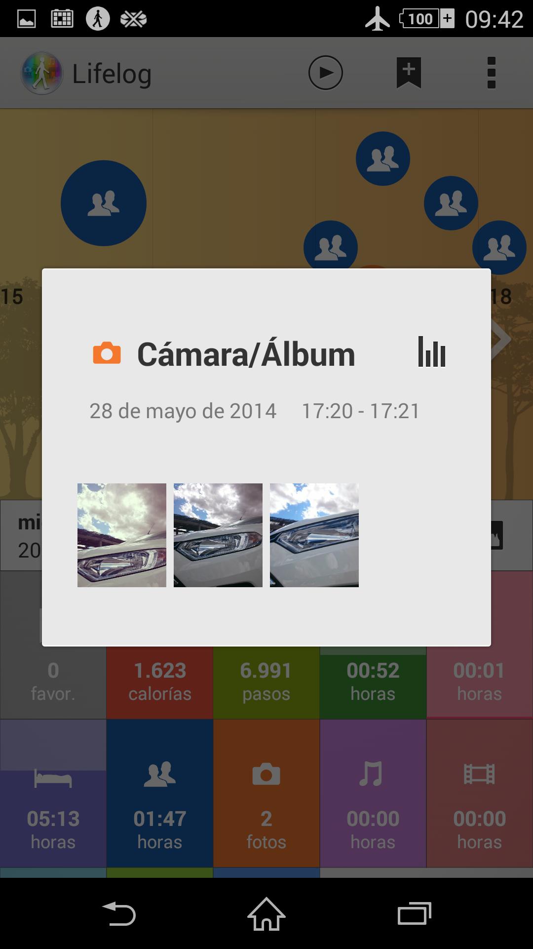 Foto de Smartband capturas (1/21)