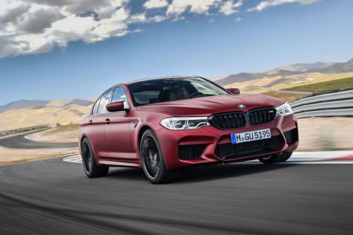 BMW M5 First Edition, a prueba: Uno no sabe lo que tiene... hasta que lo maneja