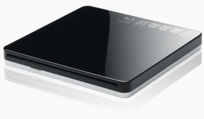 Amex presenta una grabadora Blu-Ray portátil y compatible con Mac