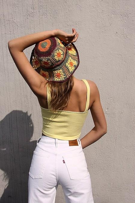 Bucket Hat Crochet 02