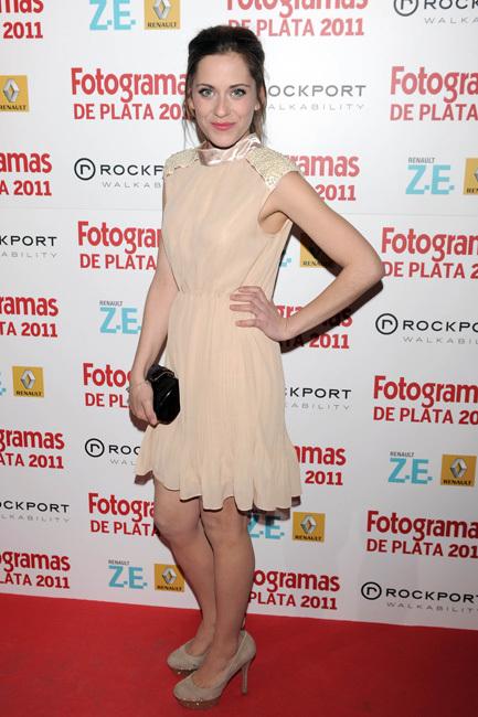 María León fotogramas plata 2012