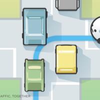 Waze quiere mejorar la seguridad de sus usuarios, evitando giros a la izquierda peligrosos