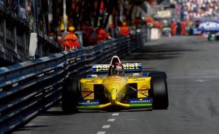 Pedro Paulo Diniz Forti Corse Mónaco 1995