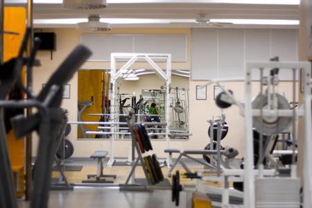 Cuidarse de los gérmenes, también en el gimnasio