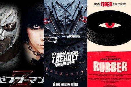 Sitges 2010 | 'Zebraman: Attack on Zebra City' (Takashi Miike), 'Norwegian Ninja' (Thomas Cappelen Malling) y 'Rubber' (Quentin Dupieux)