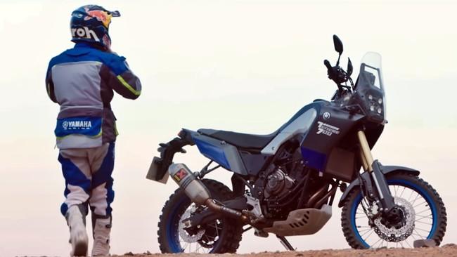 Stéphane Peterhansel y la Yamaha Ténéré 700 World Raid nos hacen soñar con las trail autenticas