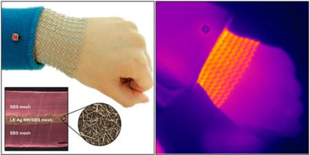 La ropa con calefacción incluida está a solo un paso gracias a estos nanocables ajustables
