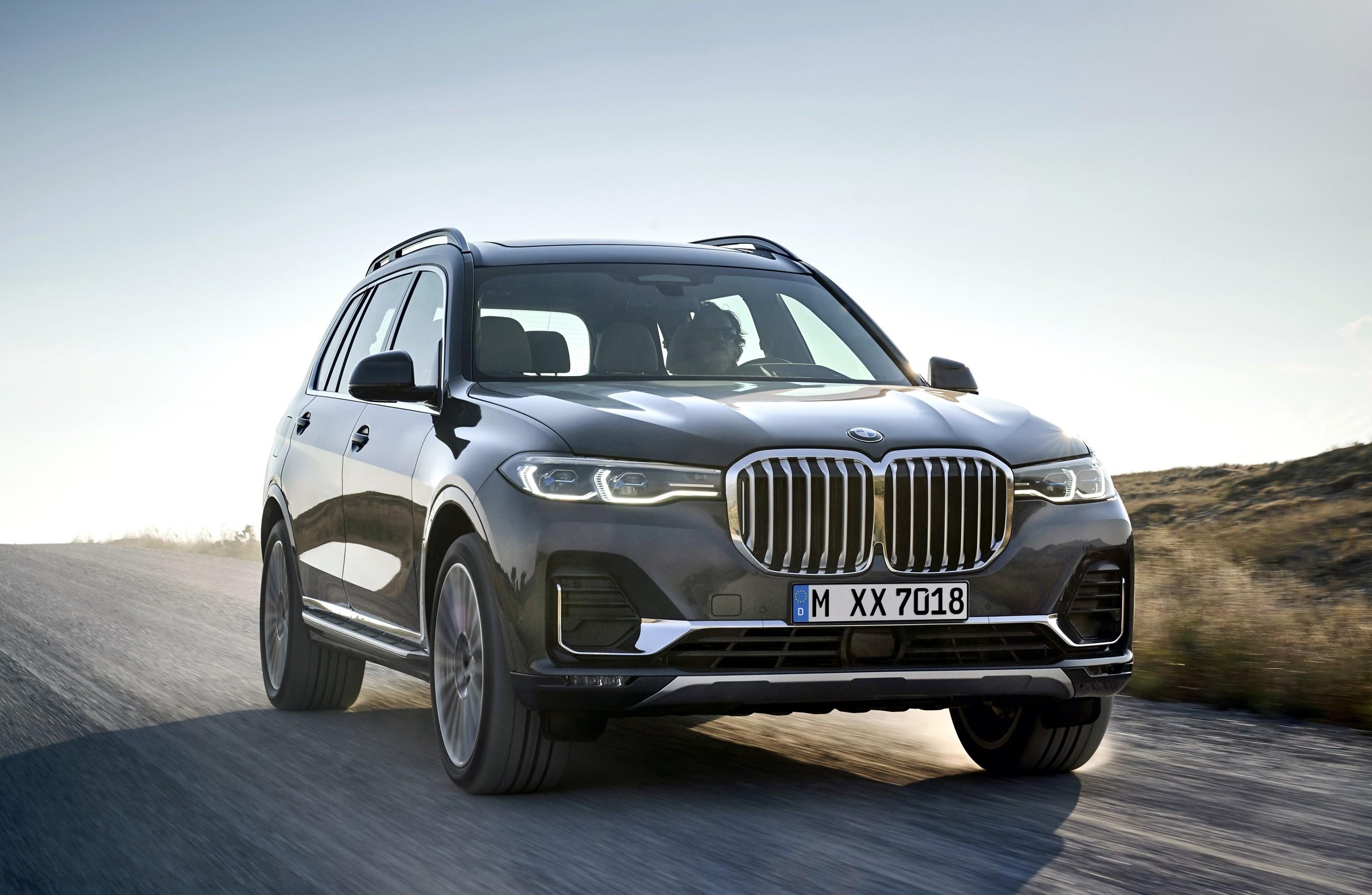 Foto de BMW X7 (8/13)
