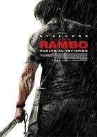 Póster español de 'John Rambo. Vuelta al Infierno'