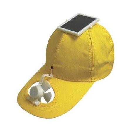 Gorra solar: una forma ecológica de refrescarte en el verano