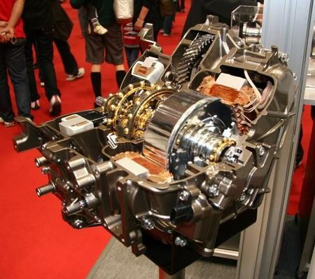Caja CVT del Toyota Prius